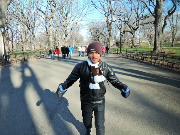 Di Central Park, New York