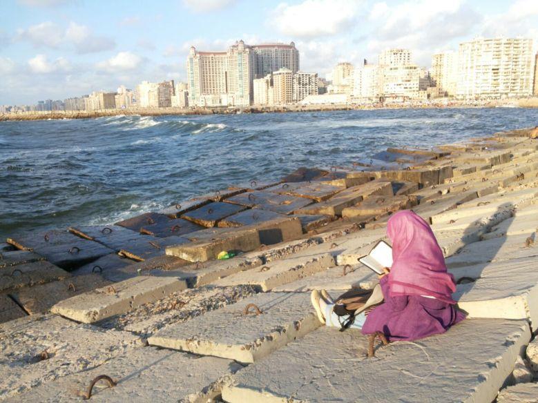 Mediterania, Kota Alexandria (Foto: Bunga)