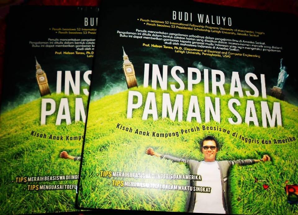 Pesan Buku Inspirasi Paman Sam Diskon 35% Per Buku – Learn ...